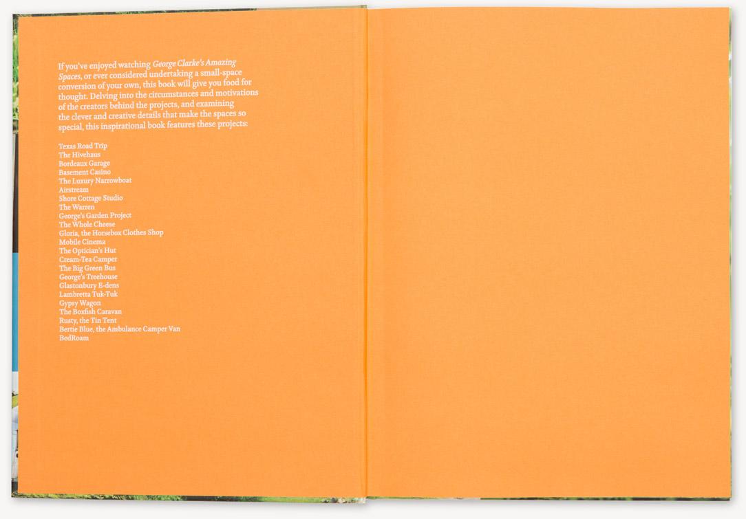 More Amazing Spaces - George Clarke